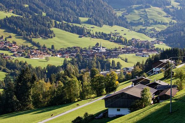 Late Summer Austrian Alps