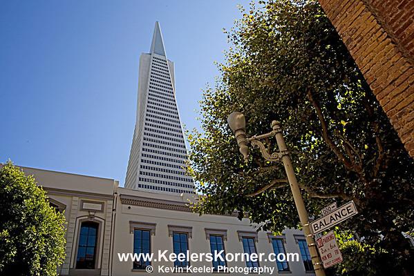 Alleys of San Francisco