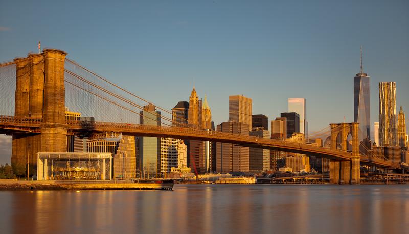 Brooklyn Sunrise Shine