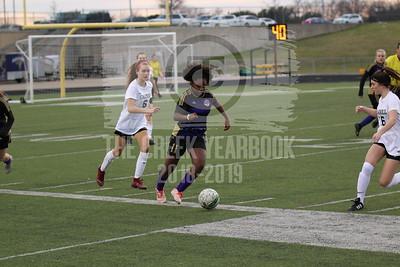 February 20, 2019 - Girls Soccer