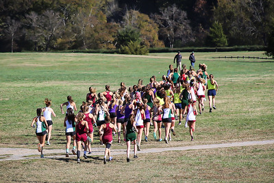 Cross Country State Meet in Nashville
