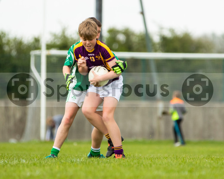 6th May 2019 North Tipperary Under 12 C Football Final Borrisokane vs Newport