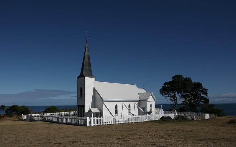 Kirche von Raukokore
