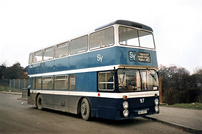 South Yorkshire Road Transport