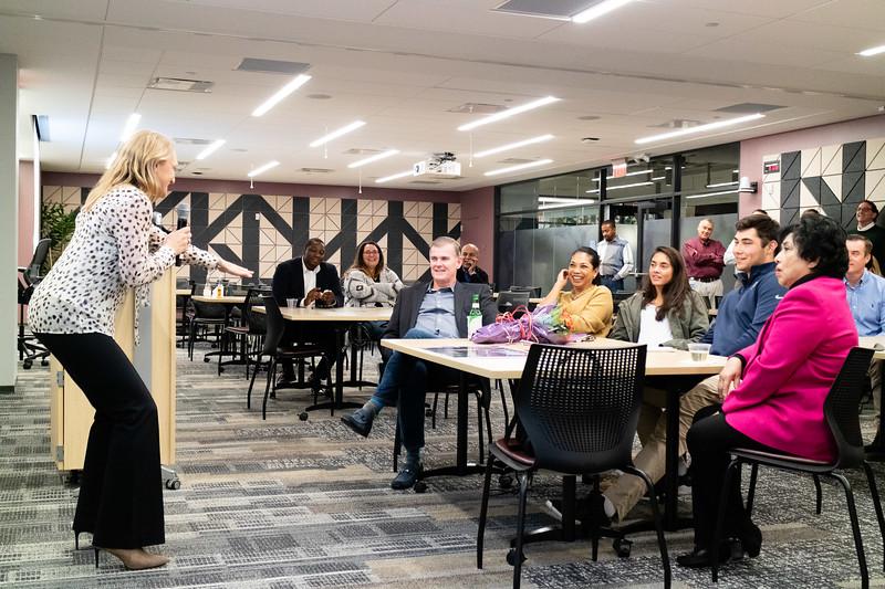 Audrey Rostick 25th Microsoft Anniversary