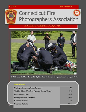 CFPA May 2021 Newsletter