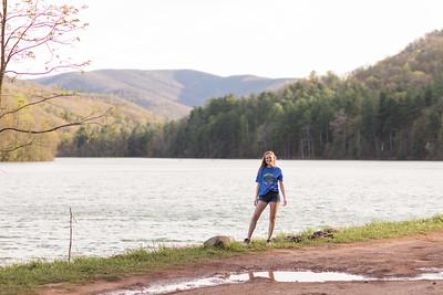 Switzer Lake Self Portraits