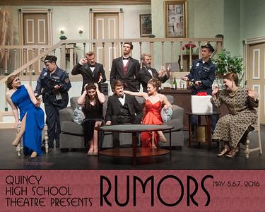 QHS Spring Play 2016 - Rumors