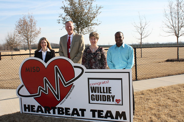 Heartbeat Team February  2011
