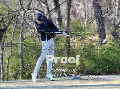 2018 - Men's Golf
