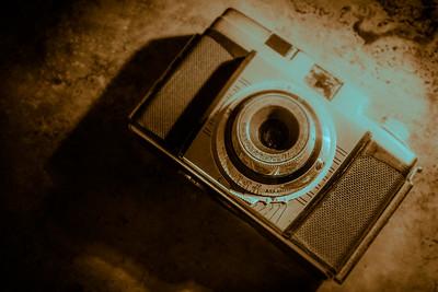 Vieilles caméras/Old cameras