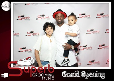 Superb Grooming Studio | Grand Opening