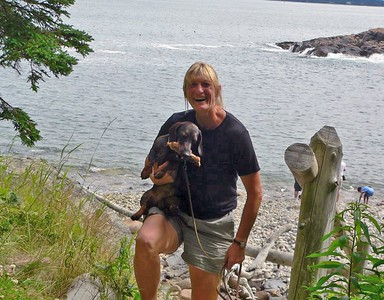 Susanne and Buster