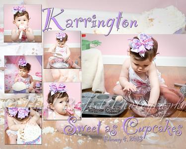 2013 Karrington Birthday