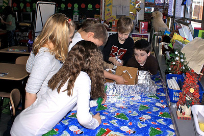 3rd Grade Holiday Activities