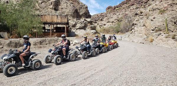 8/26/19 Eldorado Canyon ATV/RZR & Gold Mine Tour
