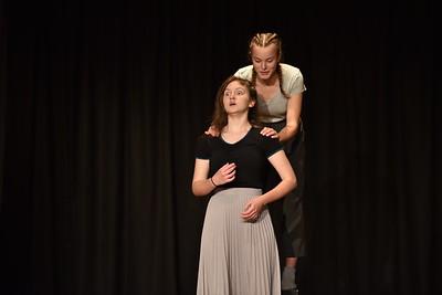 Wellington Girls' College: King John - Act III sc iv