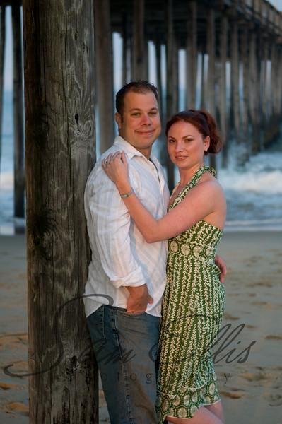 April and Jason engagement photos