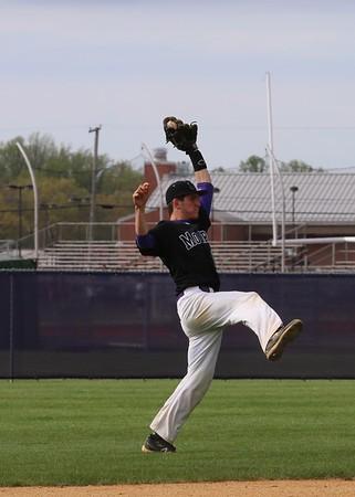 Var Baseball vs Robinsville Ravens, April 30 ,2015