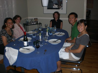 Dinner with 12 Strangers - 2008