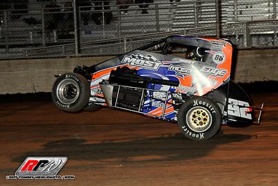Comet Classic - Wayne County Speedway - 8/9/17 - Tommy Hein