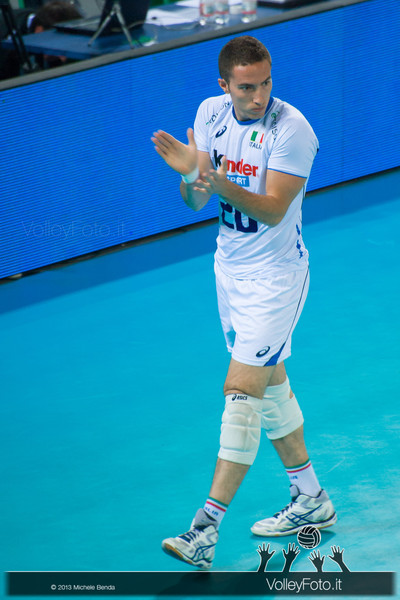 Salvatore Rossini - Italia-Iran, World League 2013 - Modena