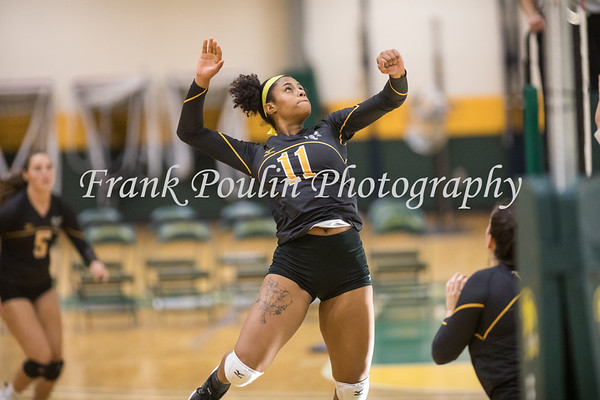 Framingham State volleyball 9/18/2018