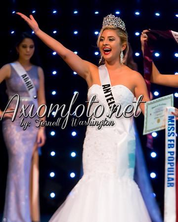 Miss San Antonio/Miss San Marcos Latina 2016