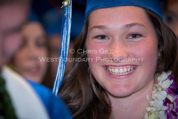 Orcas HS Graduation 2011