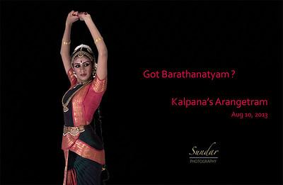 Kalpana Prasad's Arangetram