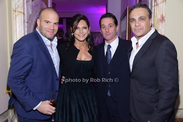 Ethan Keswin, Sheila Rosenblum, Robert DiPippo, Chase Backer photo by Rob Rich/SocietyAllure.com © 2014 robwayne1@aol.com 516-676-3939