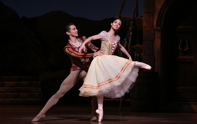 Houston Ballet: Giselle (2016 & 2019)