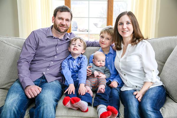 Celik Family Portrait Session