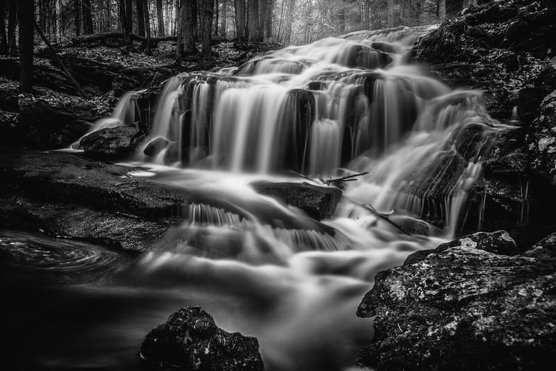 Tucker Brook Falls