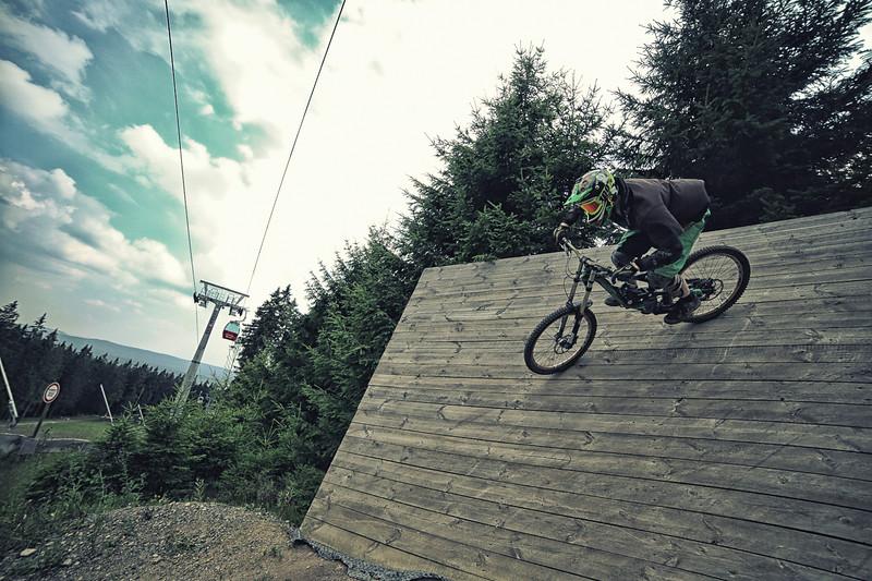 Downhill Germany 2014