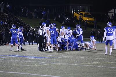 cc varsity football vs. white lake lakeland high school