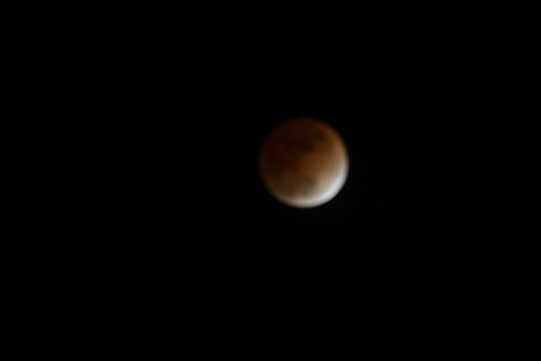 Lunar Eclipse - Feb. 20, 2008