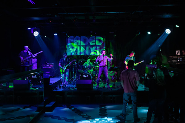 Faded Vinyl Club 11