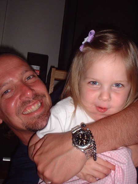 Daddy loves O