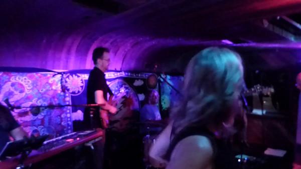 EASY WIND BAND ~ Kraken ~ Sept. 17, 2016