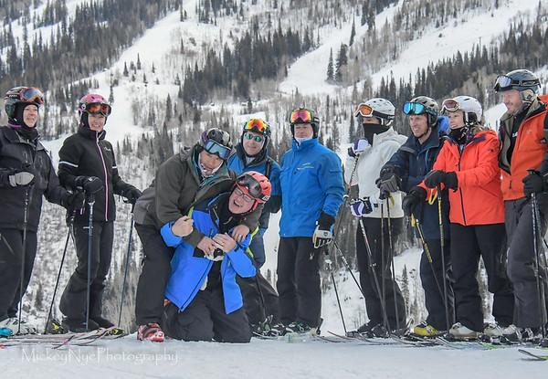 Ski Day 5   - 01-29-18