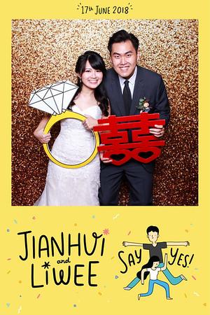 Jian Hui & Li Wee