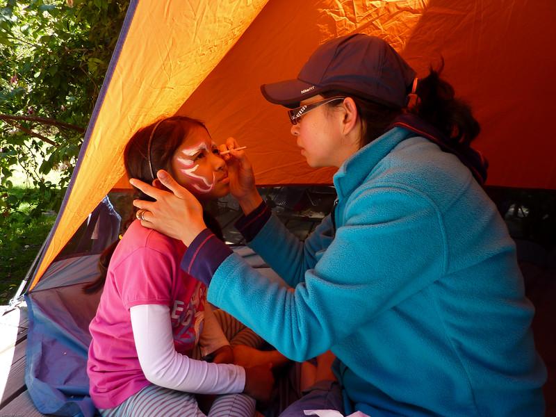 Big Sur Camping 2010
