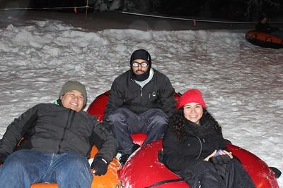 Snow Tubing 15Jan16