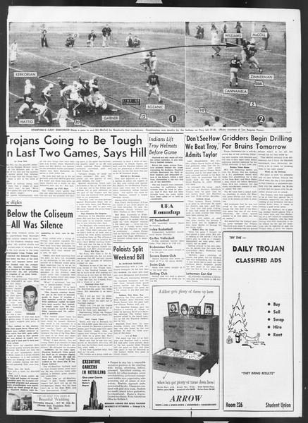 Daily Trojan, Vol. 43, No. 41, November 13, 1951