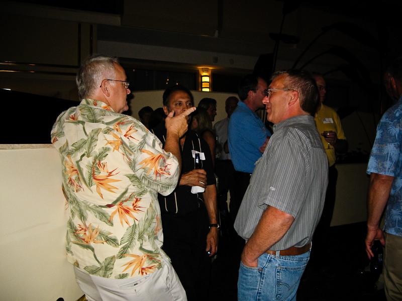 Bob Mills, Mike Atalla, Daniel Ridings