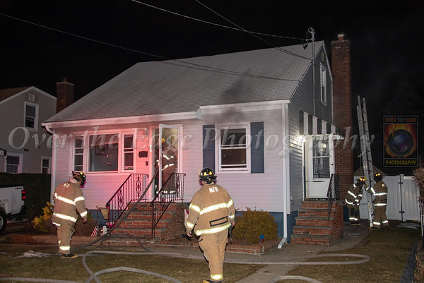 Mineola House Fire 02/24/2021