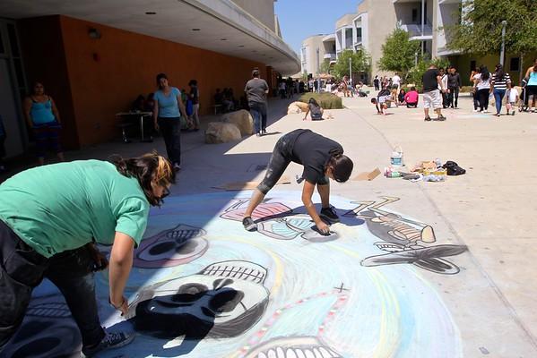 Sotomayor Chalk Festival 2015
