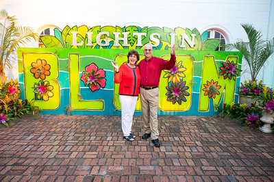 Selby Gardens, Lights In Bloom, December 15, 2020