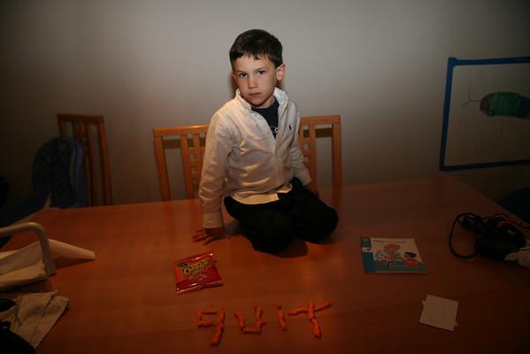 2008-10-09 Spelling